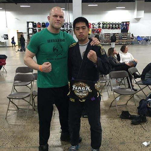 Brazilian Jiu Jitsu Chalfont, Pa - Hellfish MMA (215) 716-3554